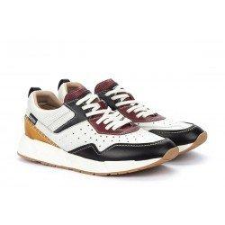 Zapatos Deportivos Hombre Pikolinos Meliana M6P-6309C1 Negro