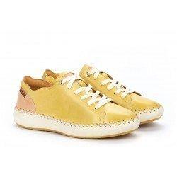 Zapatos Mujer Pikolinos Mesina W6B-6836 Amarillo Sol