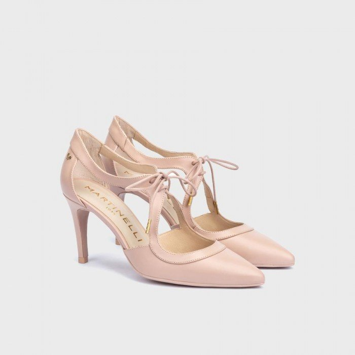 Zapatos Salón Mujer Martinelli Thelma 1489-3498N Nude