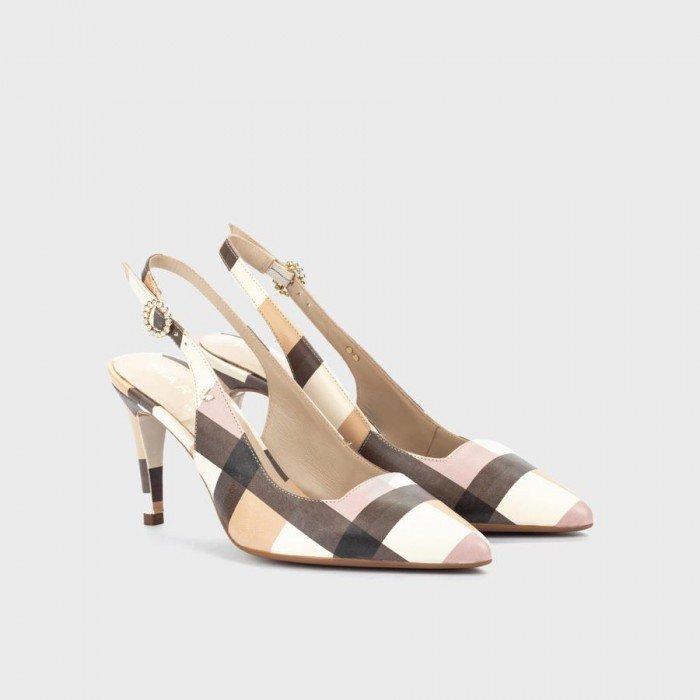 Zapatos Salón Mujer Martinelli Thelma 1489-6554C Morado