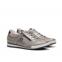 Zapatos Hombre Fluchos Etna F0148 Gris