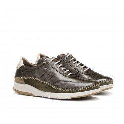 Zapatos Hombre Fluchos Maui F0798 Marrón Stone