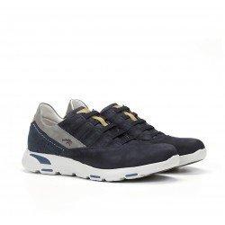Zapatos Hombre Fluchos DeltaFL F0674 Azul Océano