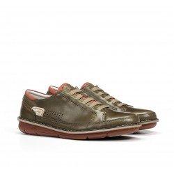 Zapatos Hombre Fluchos Alfa F0789 Verde Salvia