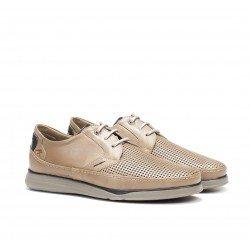 Zapatos Hombre Fluchos  Jones F0461 Taupe