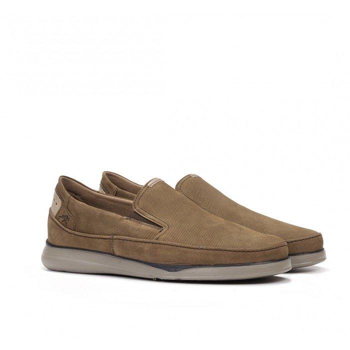 Zapatos Hombre Fluchos  Jones F0466 Marrón Visón