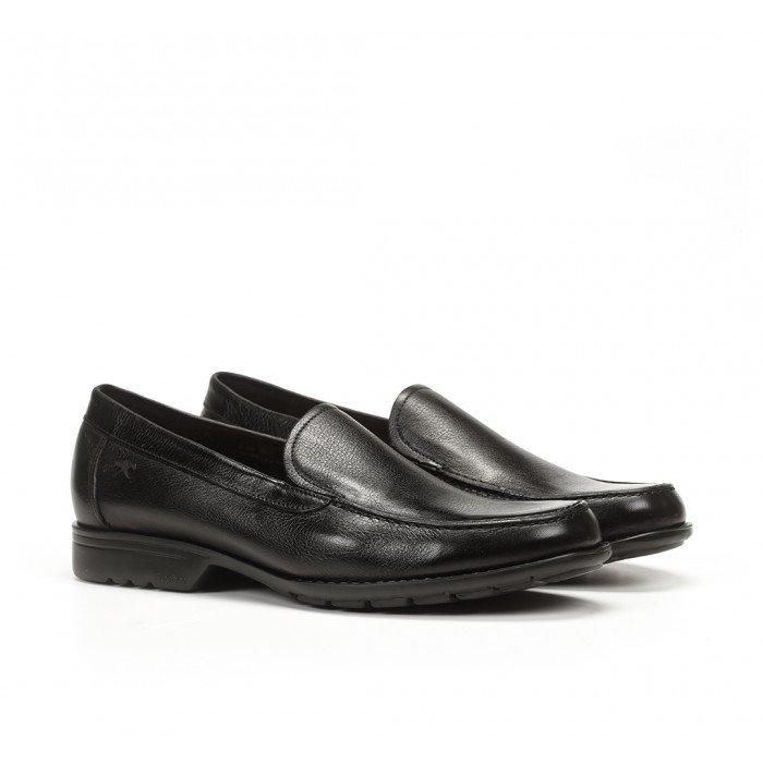 Zapatos Hombre Fluchos Jordi 8339 Negro