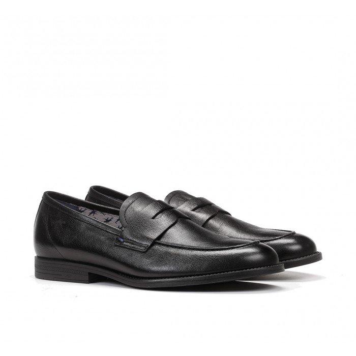 Zapatos Hombre Fluchos Henri F0824 Negro
