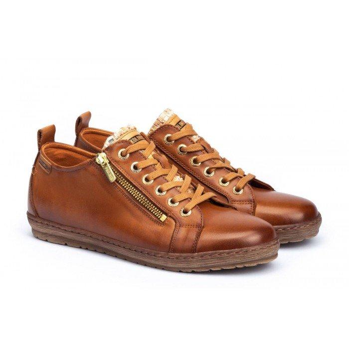 Zapatos Mujer Pikolinos Lagos 901-6536 Brandy