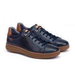 Zapatos Deportivos Hombre Pikolinos Begur M7P-6003 Azul