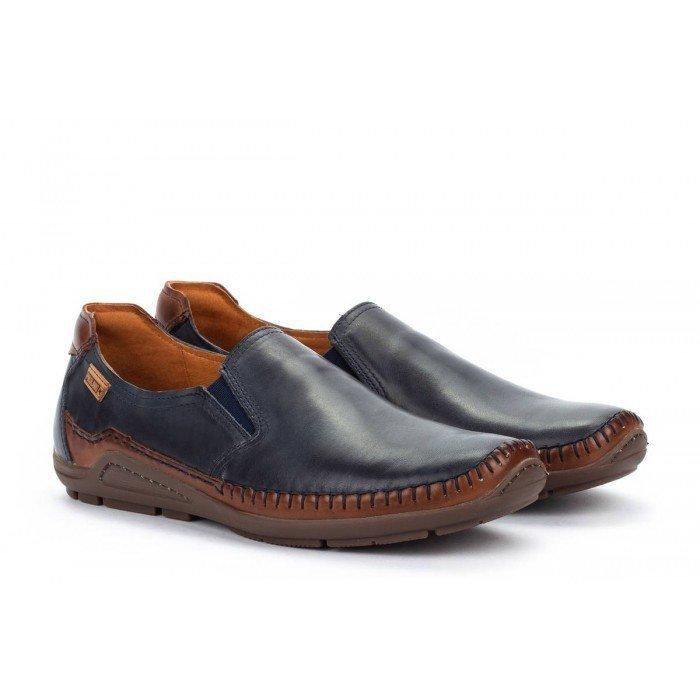 Zapatos Hombre Pikolinos Azores O6H-3128 Azul