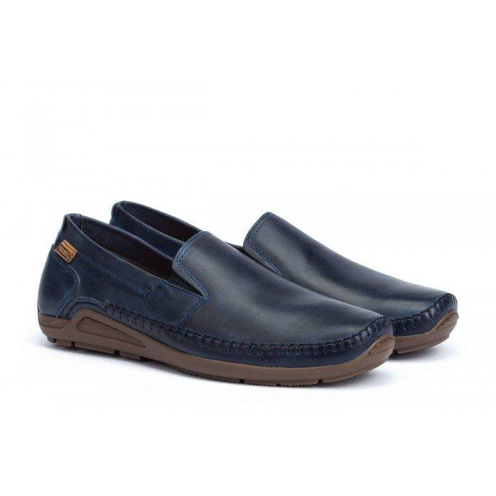 Zapatos Hombre Pikolinos Azores O6H-5303 Azul