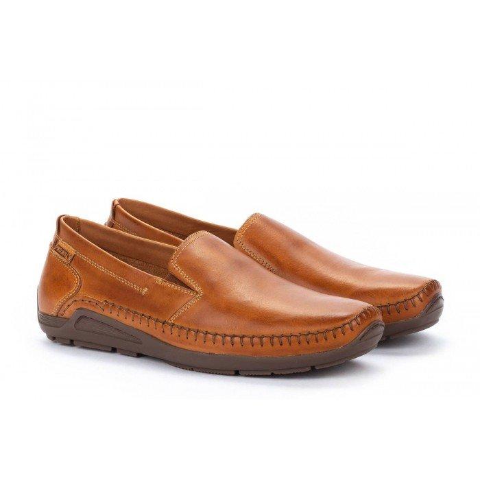 Zapatos Hombre Pikolinos Azores O6H-5303 Brandy