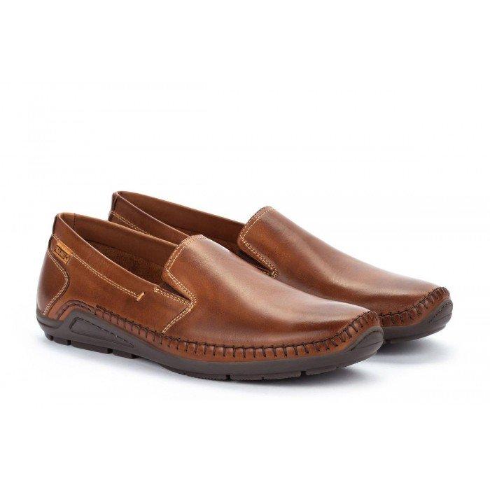 Zapatos Hombre Pikolinos Azores O6H-5303 Cuero