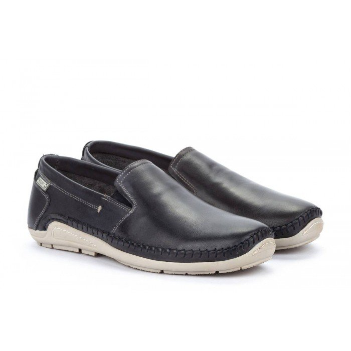 Zapatos Hombre Pikolinos Azores O6H-5303 Azul Marino