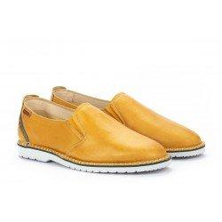 Zapatos Hombre Pikolinos Albir M6R-3202 Amarillo