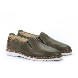 Zapatos Hombre Pikolinos Albir M6R-3202 Verde