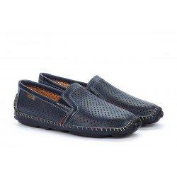 Zapatos Hombre Pikolinos Jerez 09Z-3100 Azul