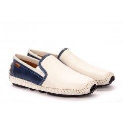 Zapatos Hombre Pikolinos Jerez 09Z-3004C2 Blanco