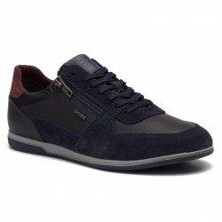 Zapatos Hombre Geox U Renan B Azul