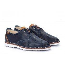 Zapatos Hombre Pikolinos Albir M6R-4356 Azul