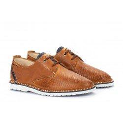 Zapatos Hombre Pikolinos Albir M6R-4356 Brandy