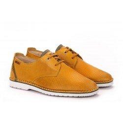 Zapatos Hombre Pikolinos Albir M6R-4356 Amarillo