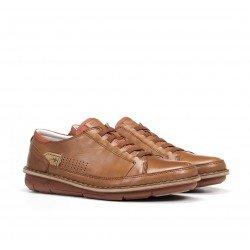 Zapatos Hombre Fluchos Alfa F0789 Cuero