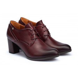 Zapatos Mujer Pikolinos Viena W8Z-5994 Burdeos Garnet