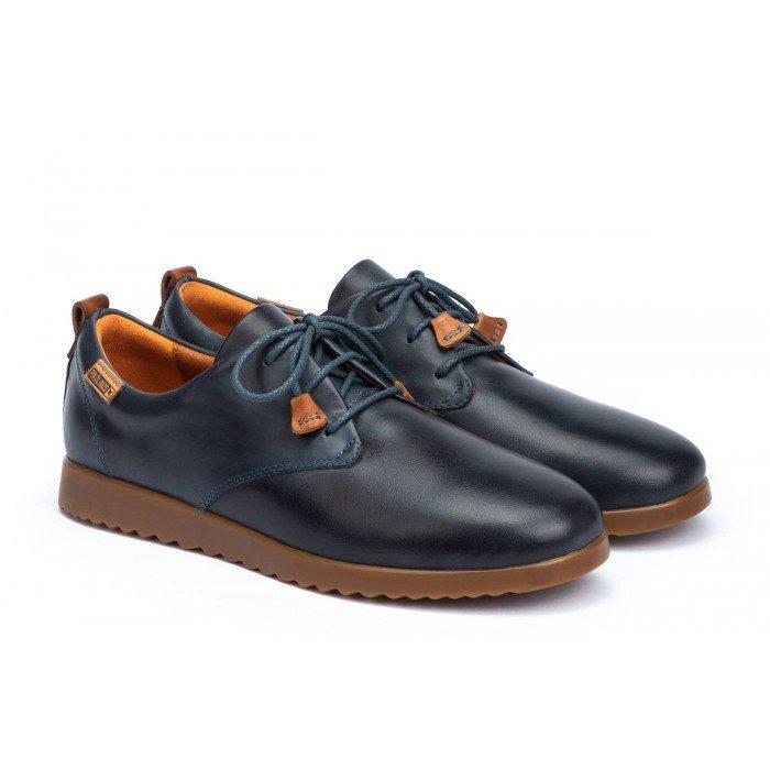 Zapatos Mujer Pikolinos Mallorca W8C-4628 Azul Ocean