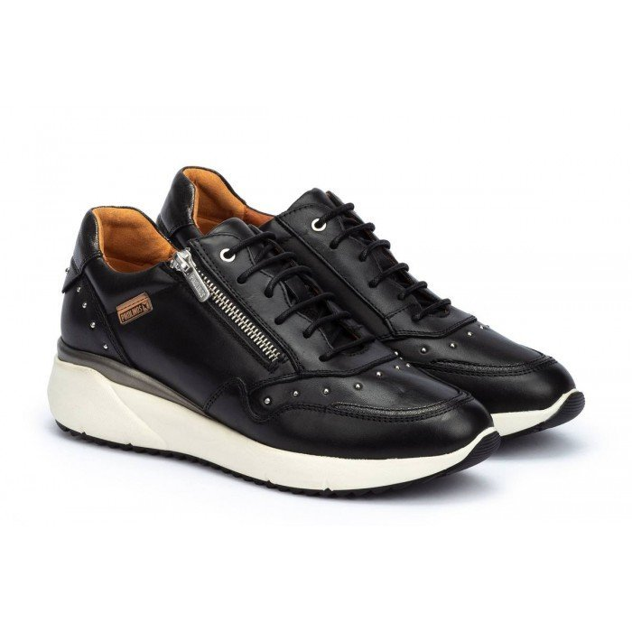 Zapatos Deportivos Mujer Pikolinos Sella W6Z-6500 Negro