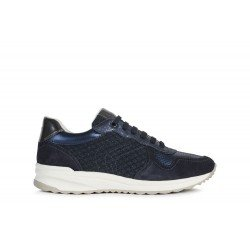 Deportivas Mujer Geox D Airell A Azul
