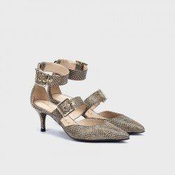 Zapatos Salón Mujer Martinelli Fontaine 1490-4668J Beige