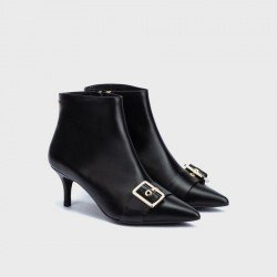 Botines Tacón Mujer Martinelli Fontaine 1490-5598N Negro