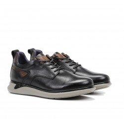 Zapatos Deportivos Hombre Fluchos Cooper F0966 Negro