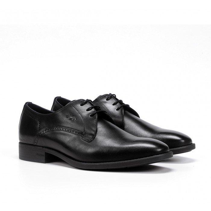 Zapatos Hombre Fluchos Luke F1056 Negro