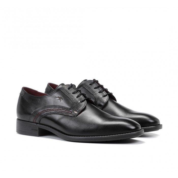 Zapatos Vestir Hombre Fluchos Luke F1053 Negro