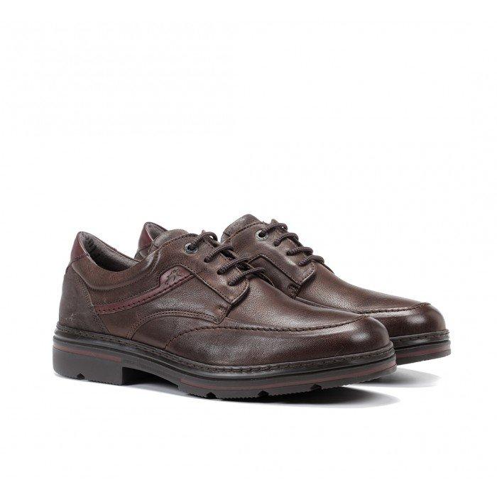 Zapatos Hombre Fluchos Murray F1045 Castaño