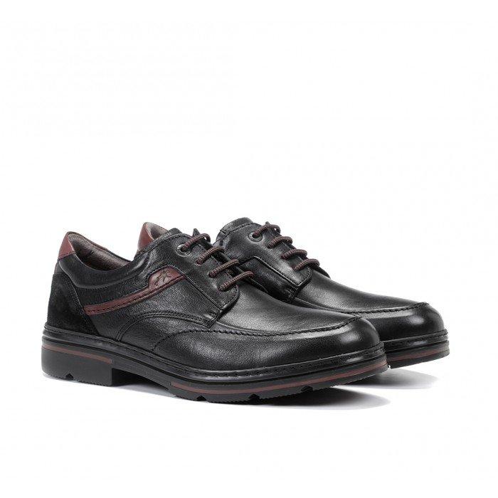 Zapatos Hombre Fluchos Murray F1045 Negro