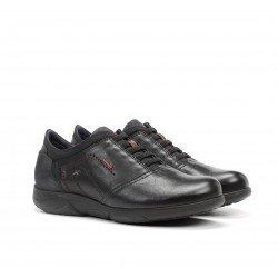 Zapatos Hombre Fluchos Nolan F1062 Negro