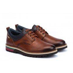 Zapatos Hombre Pikolinos Pirineos M6S-4015 Cuero