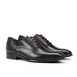 Zapatos Vestir Hombre Fluchos Alex 9209 Negro