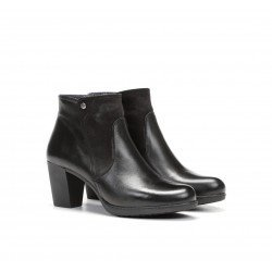 Botines Mujer Dorking Evelyn D8438 Negro