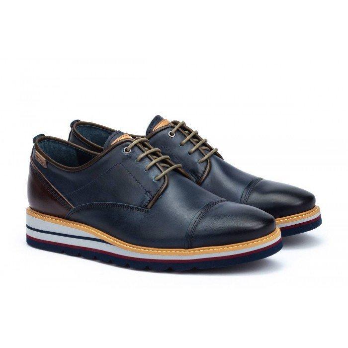 Zapatos Hombre Pikolinos Durcal M8P-4008C1 Azul