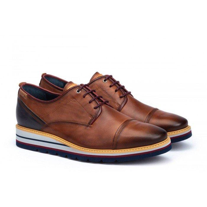 Zapatos Hombre Pikolinos Durcal M8P-4008C1 Cuero