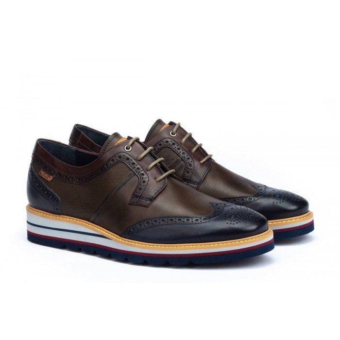 Zapatos Hombre Pikolinos Durcal M8P-4009C1 Azul