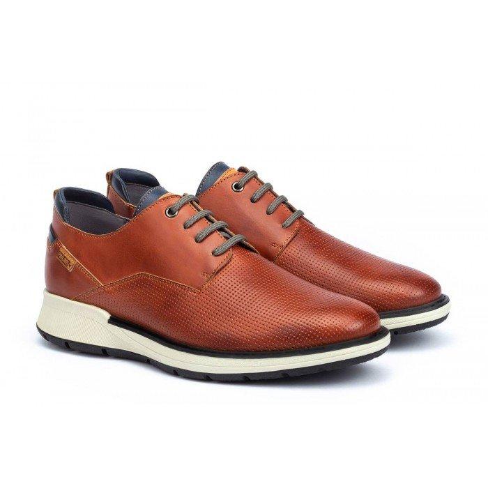 Zapatos Hombre Pikolinos Busot M7S-4388  Teja
