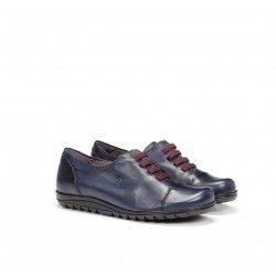 Zapatos Mujer Dorking Evel 8876 Océano