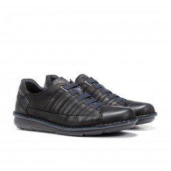 Zapatos Deportivos Hombre Fluchos Alfa F0703 Desert Negro