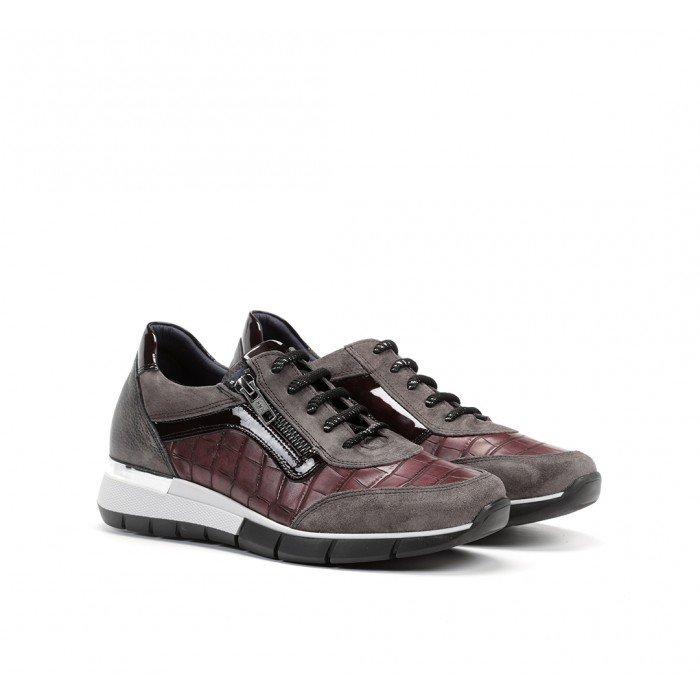 Zapatos Deportivos Mujer Dorking Xanet D8411 Basalto